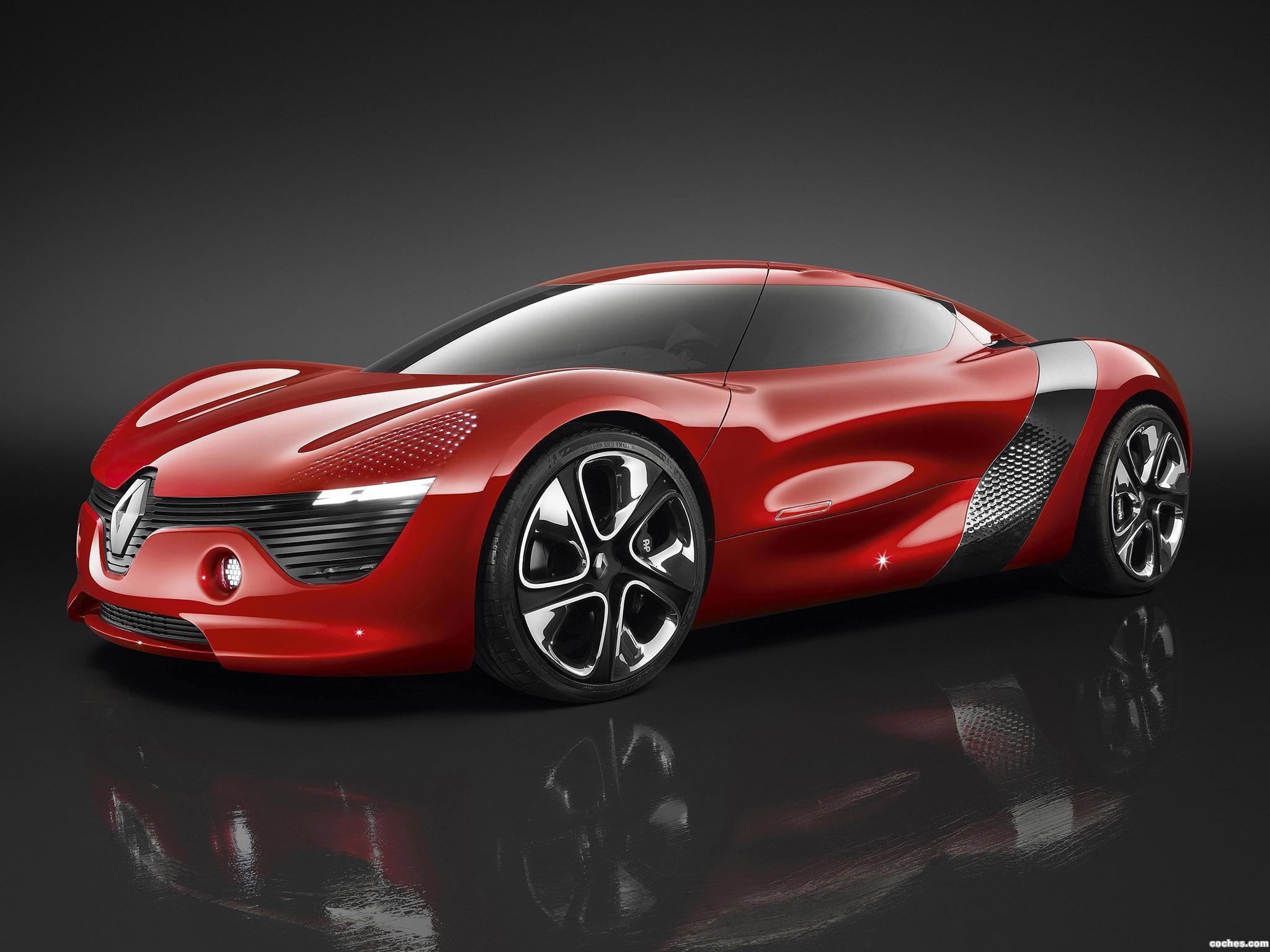 Foto 32 de Renault DeZir Concept 2010