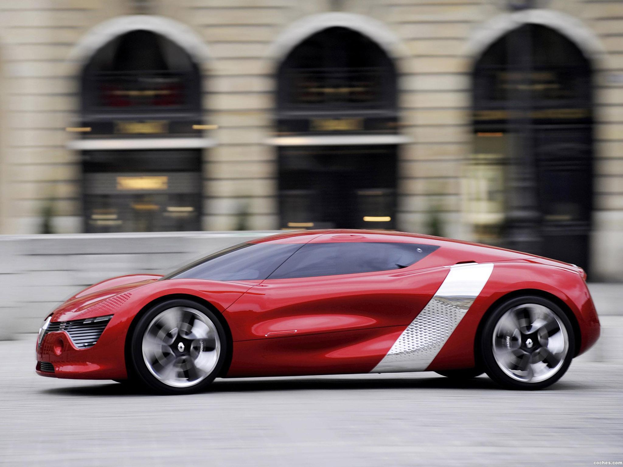 Foto 22 de Renault DeZir Concept 2010