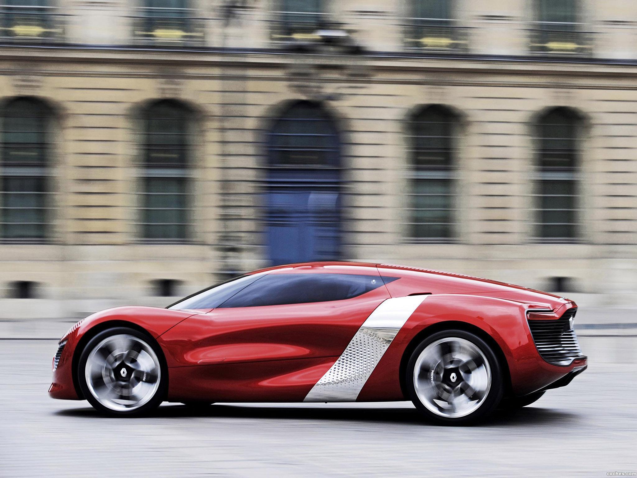 Foto 21 de Renault DeZir Concept 2010