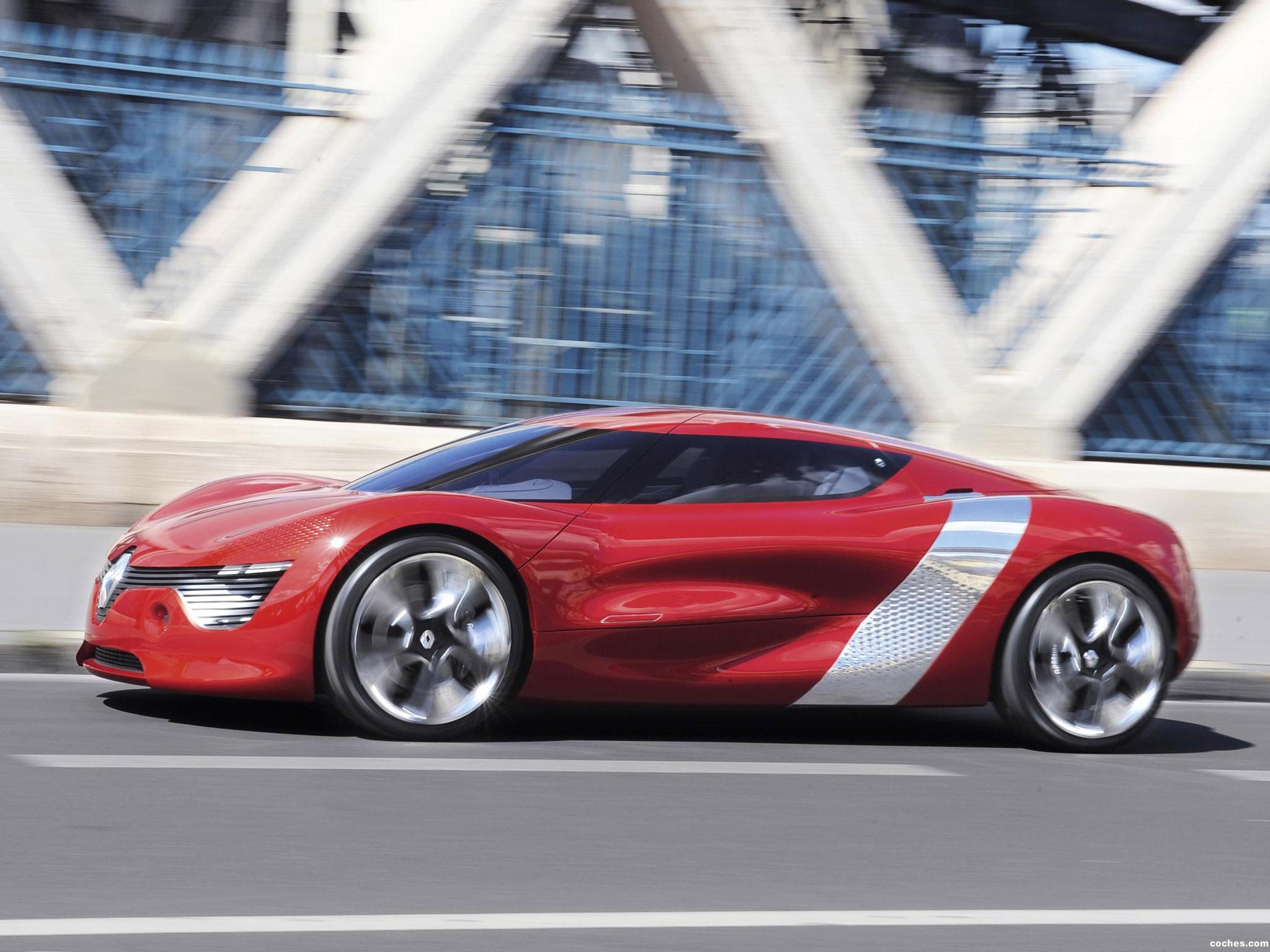 Foto 19 de Renault DeZir Concept 2010