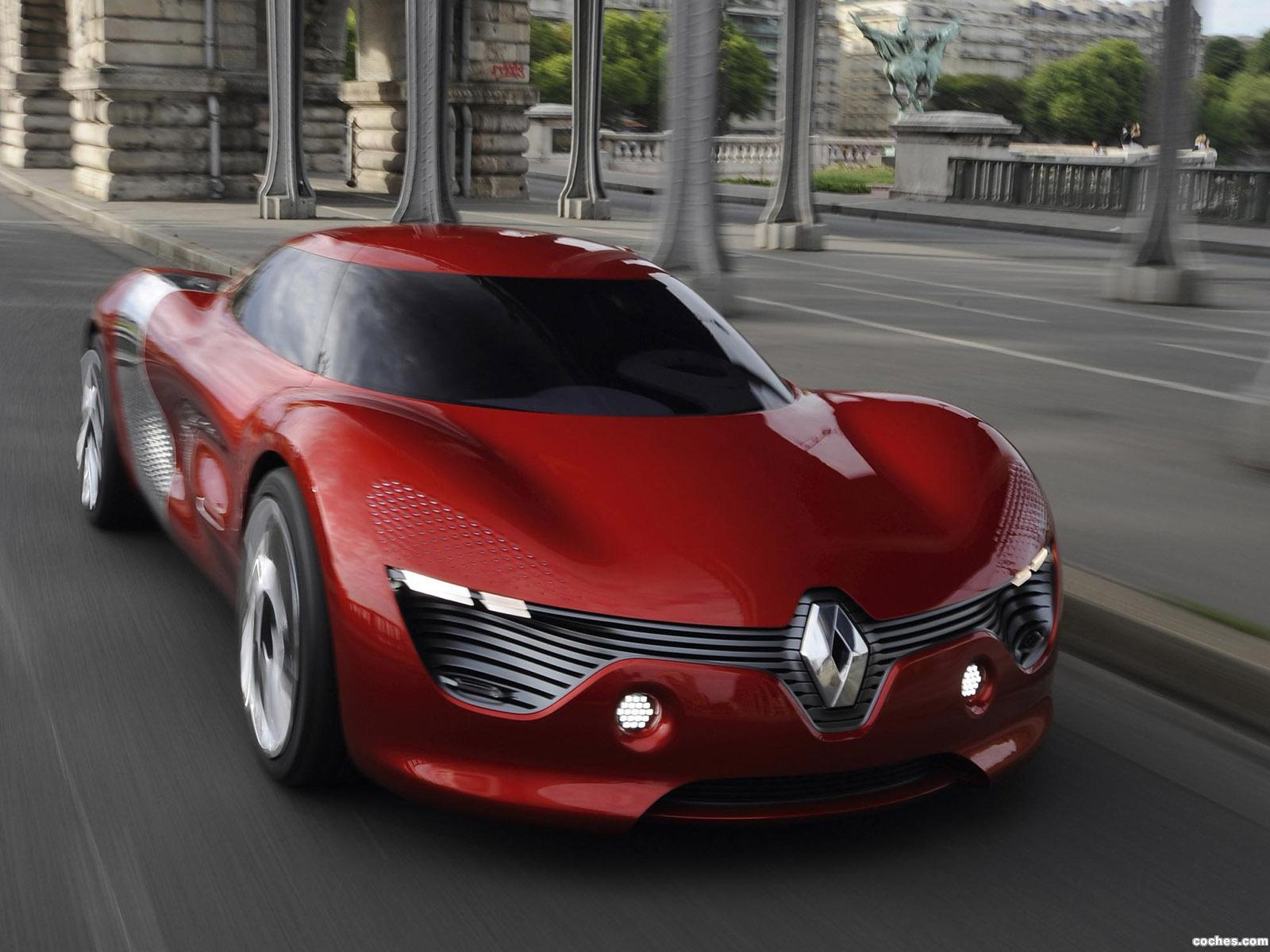 Foto 18 de Renault DeZir Concept 2010