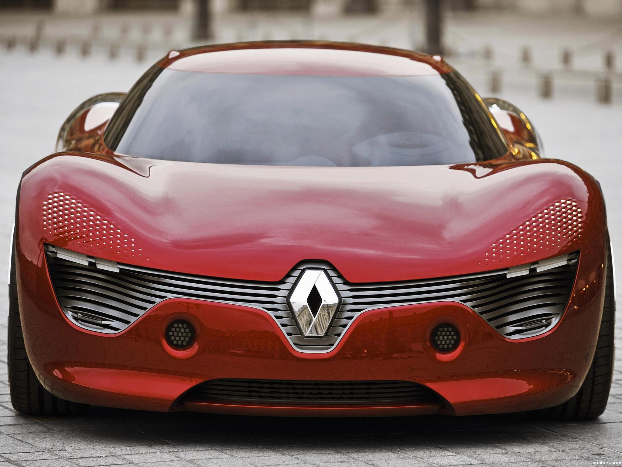 Foto 16 de Renault DeZir Concept 2010