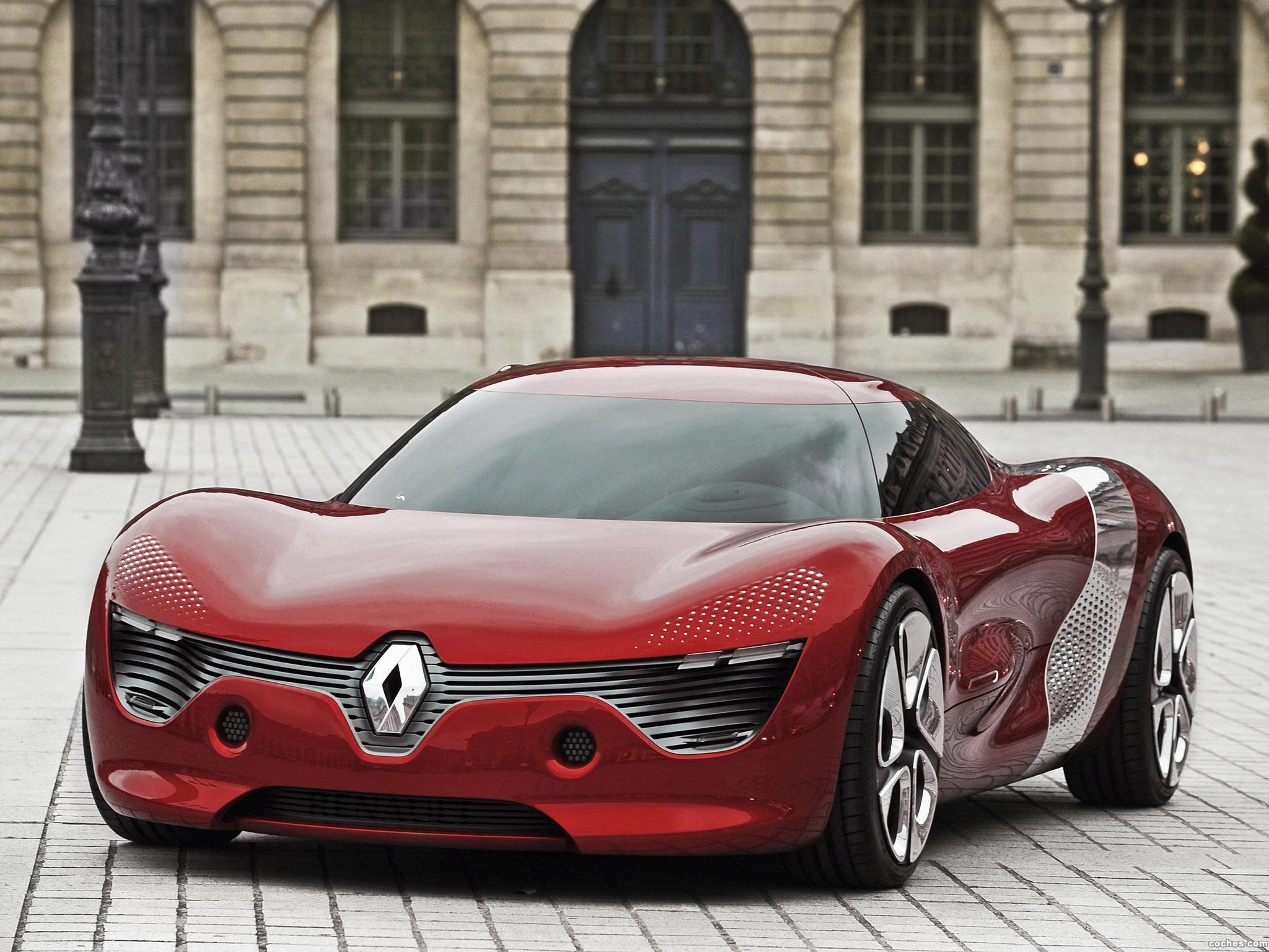 Foto 14 de Renault DeZir Concept 2010