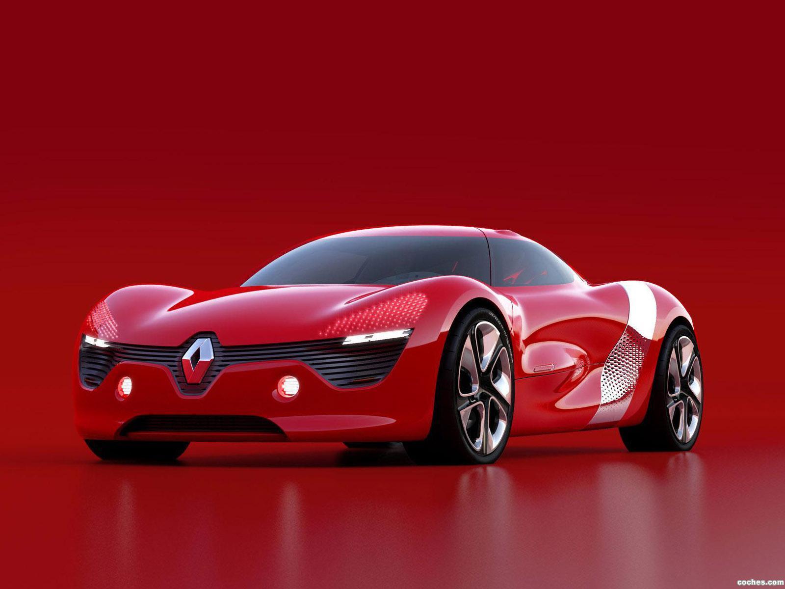Foto 10 de Renault DeZir Concept 2010