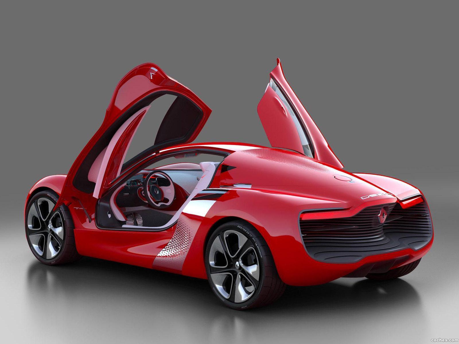 Foto 6 de Renault DeZir Concept 2010