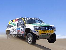 Fotos de Renault Duster Dakar 2013