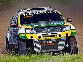 Ver foto 4 de Renault Duster Dakar Rally 2015
