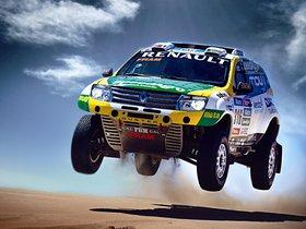 Ver foto 3 de Renault Duster Dakar Rally 2015