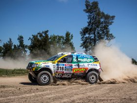 Ver foto 2 de Renault Duster Dakar Rally 2015