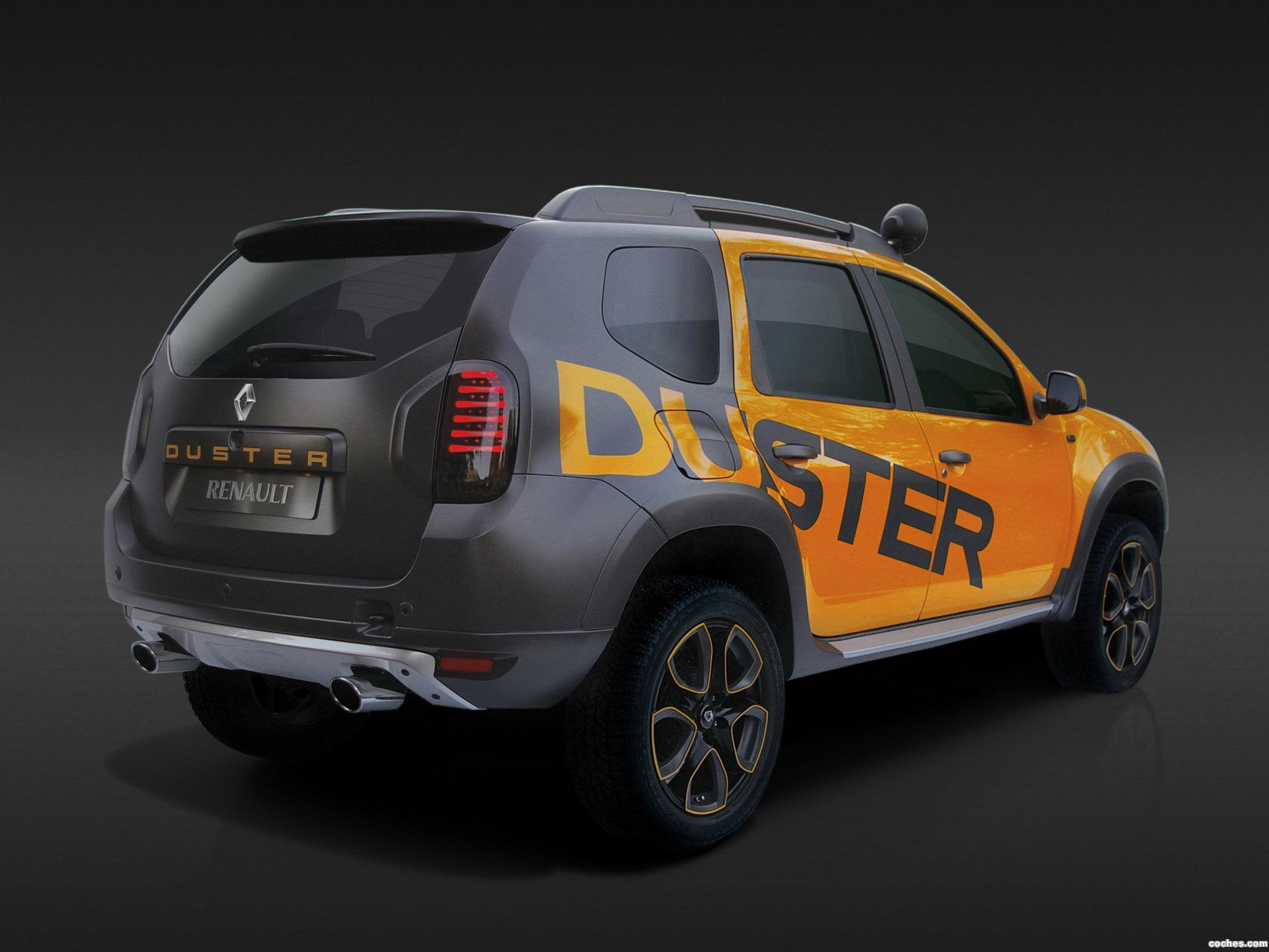 Foto 5 de Renault Duster Detour Concept 2013