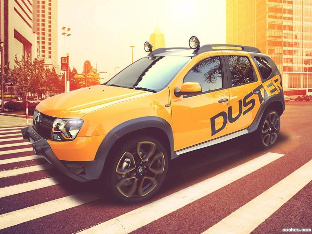 Foto 3 de Renault Duster Detour Concept 2013