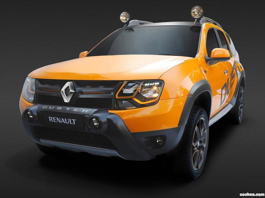Foto 2 de Renault Duster Detour Concept 2013