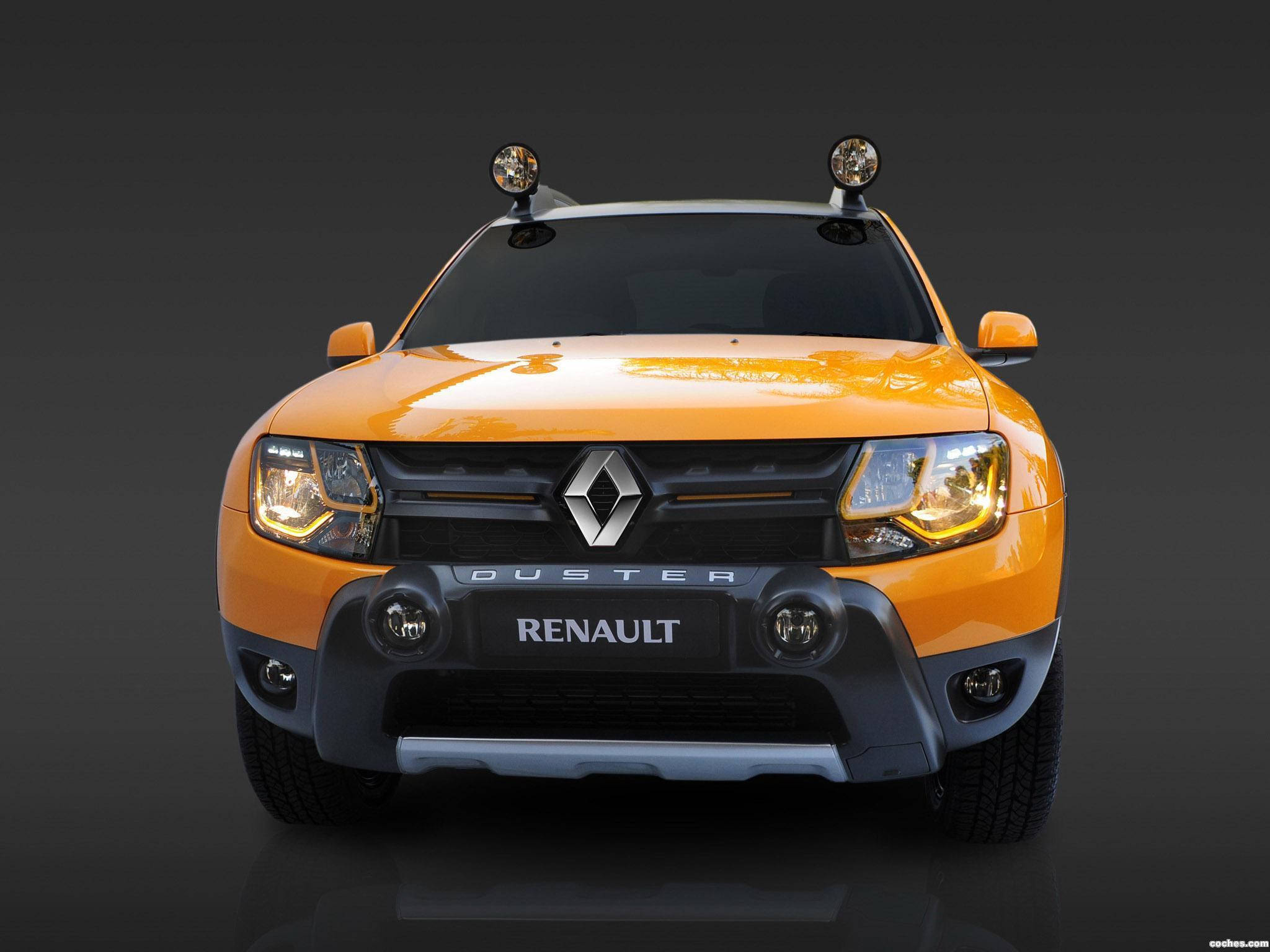 Foto 0 de Renault Duster Detour Concept 2013