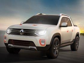 Ver foto 2 de Renault Duster Oroch Concept 2014