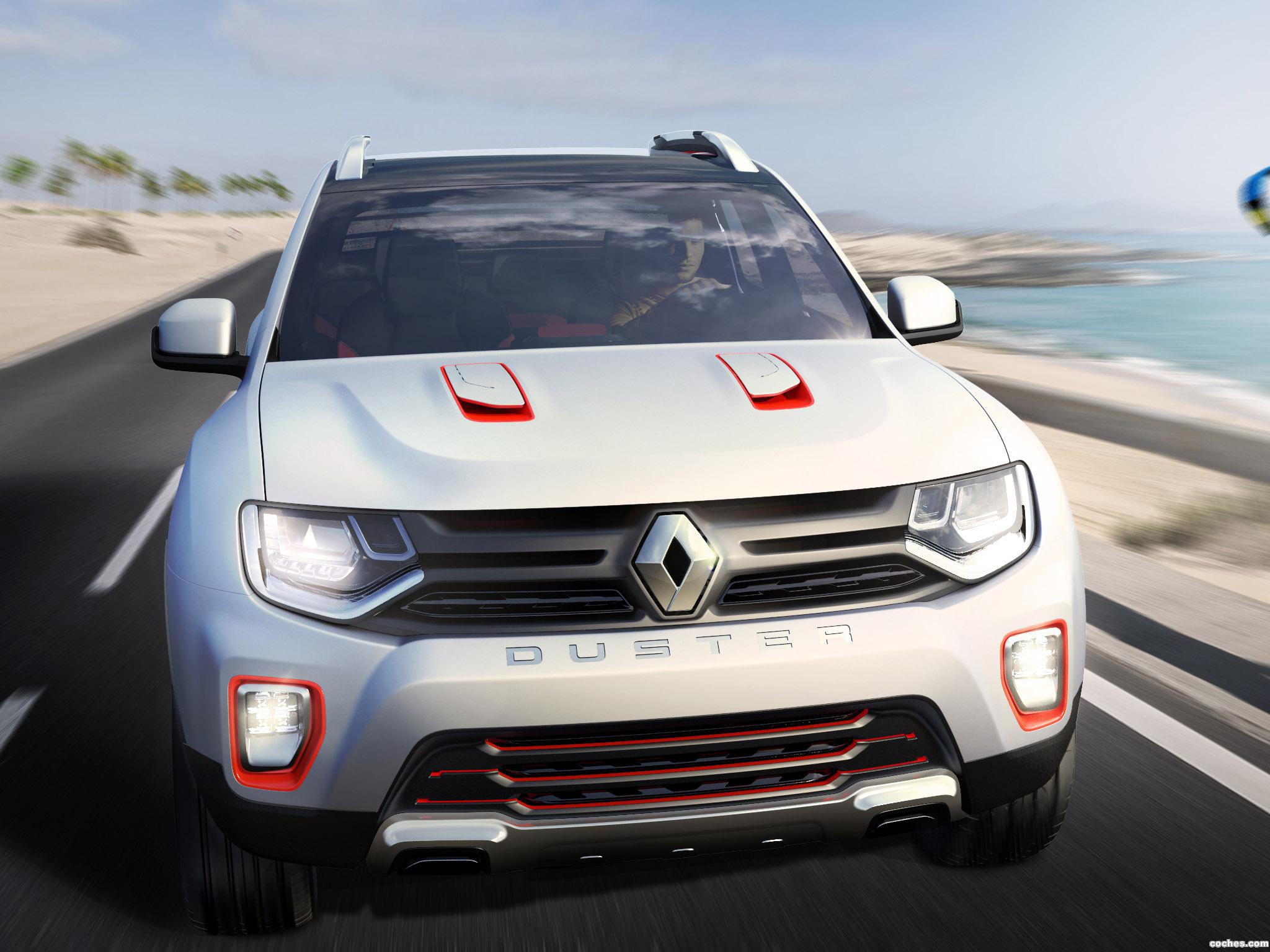 Foto 0 de Renault Duster Oroch Concept 2014
