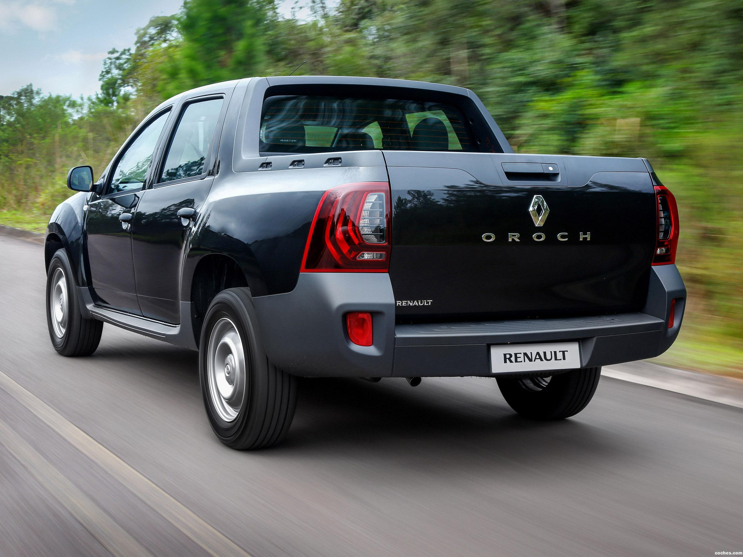 Foto 3 de Renault Duster Oroch Express  2017