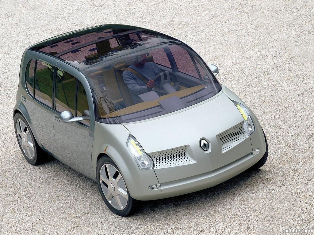 Foto 0 de Renault Ellypse Concept 2002