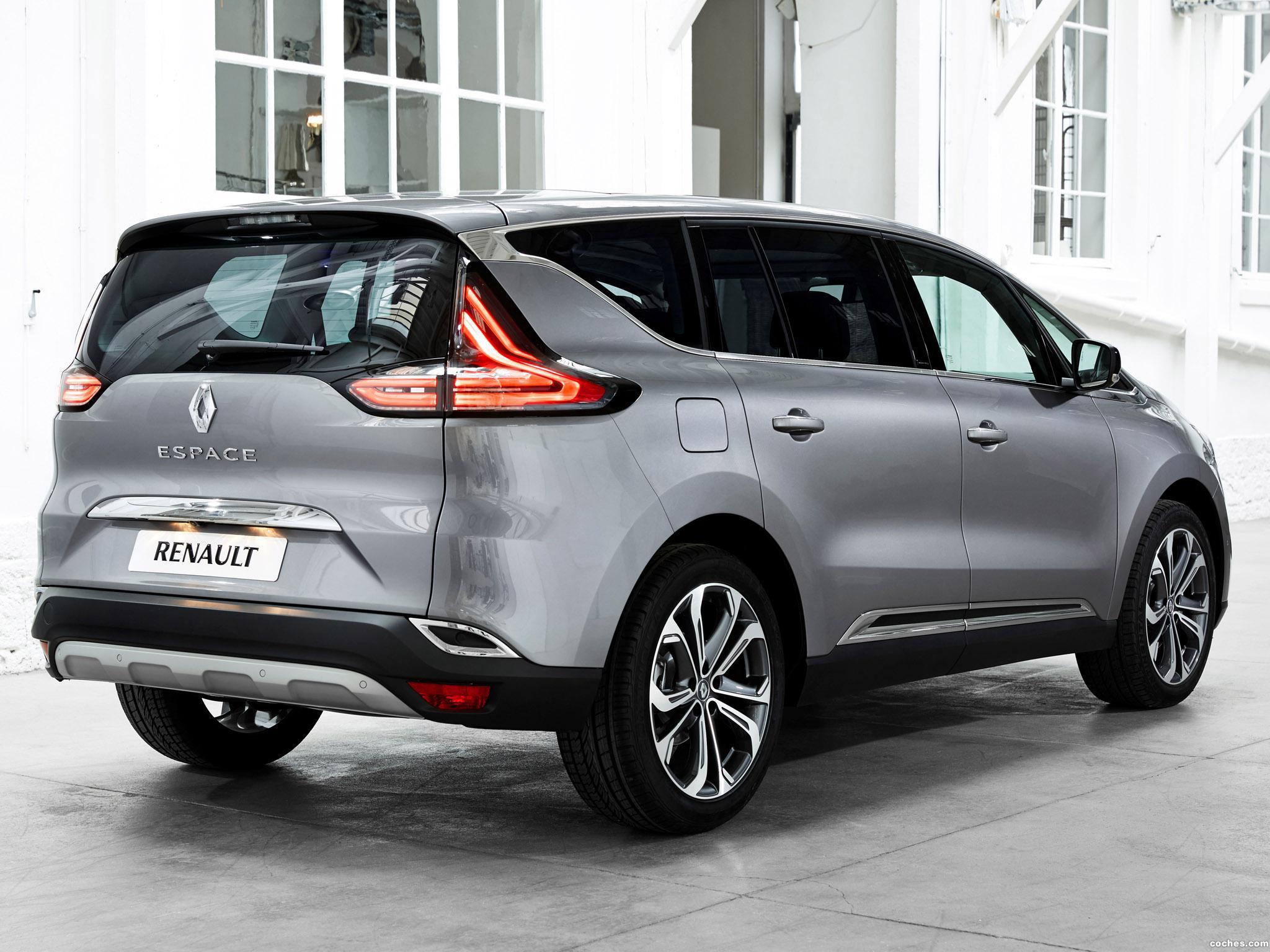 Foto 14 de Renault Espace 2015