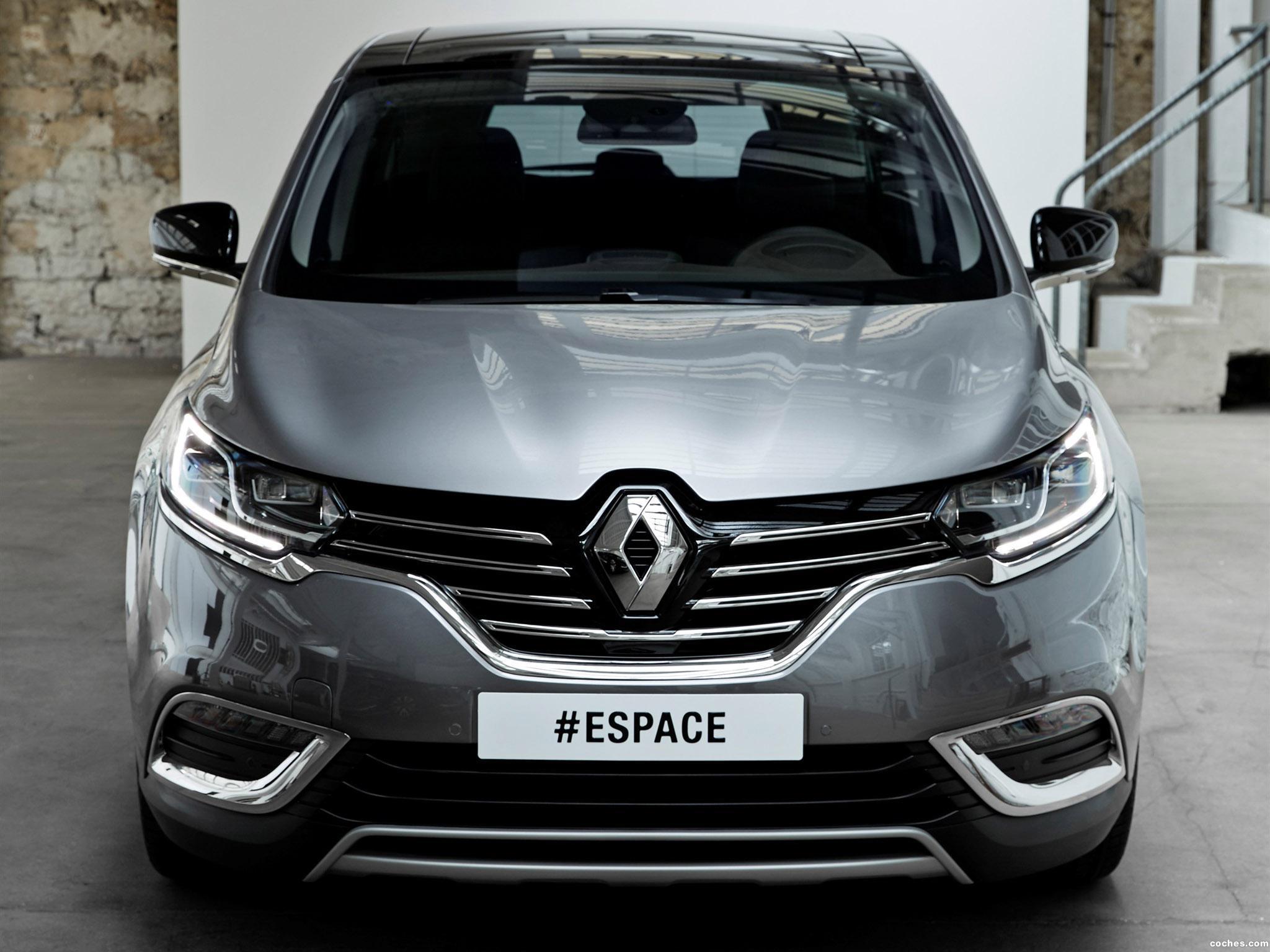 Foto 12 de Renault Espace 2015