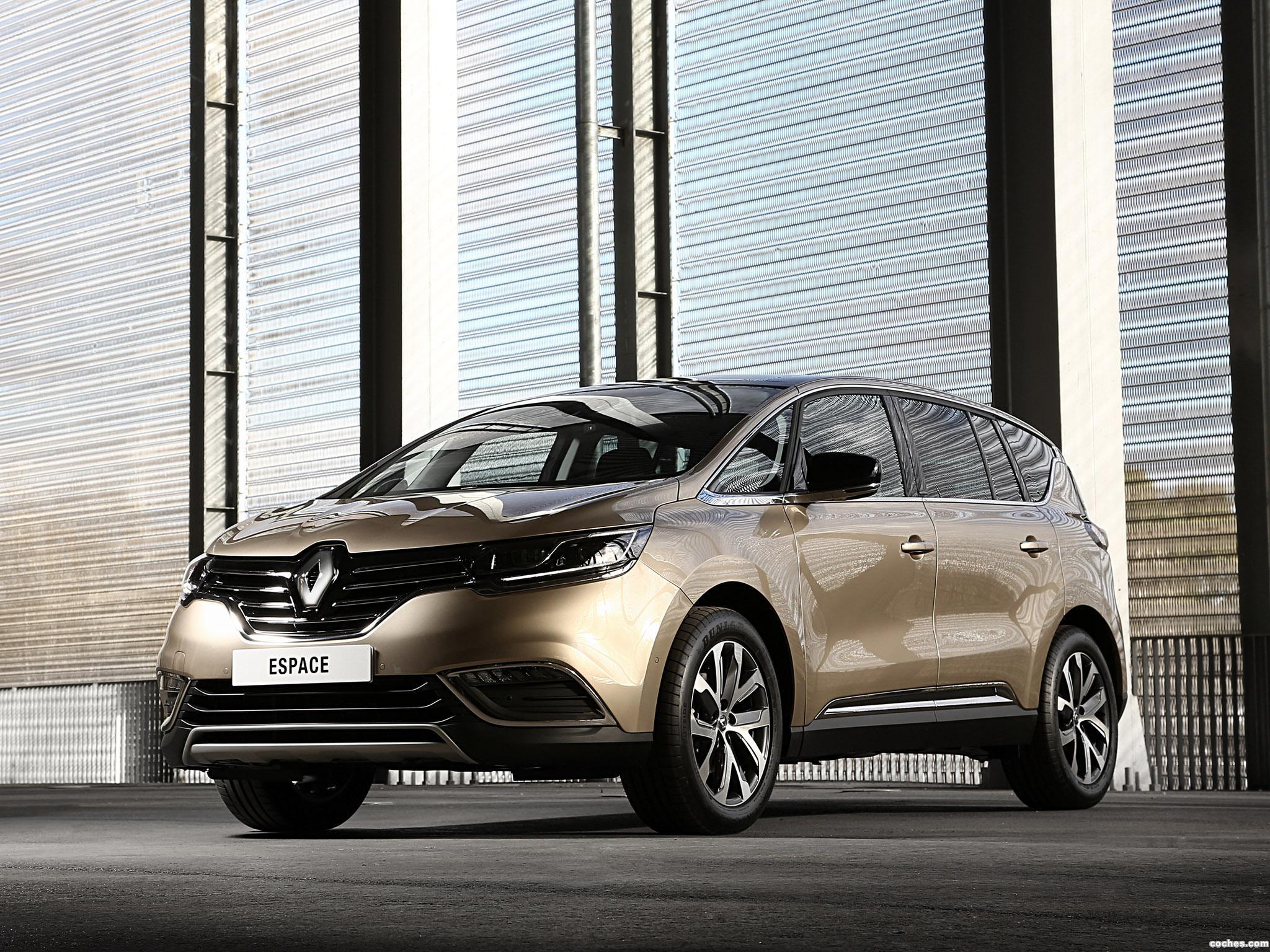 Foto 17 de Renault Espace 2015