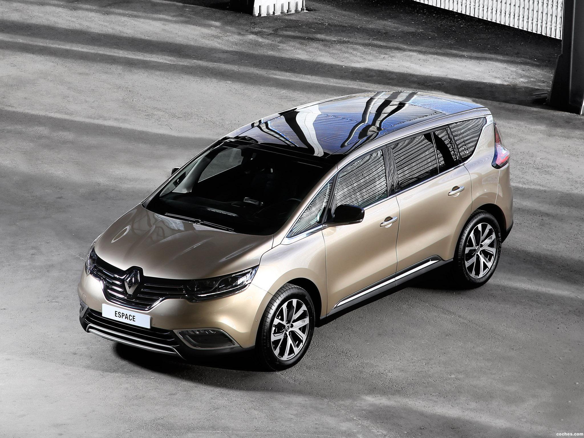Foto 16 de Renault Espace 2015