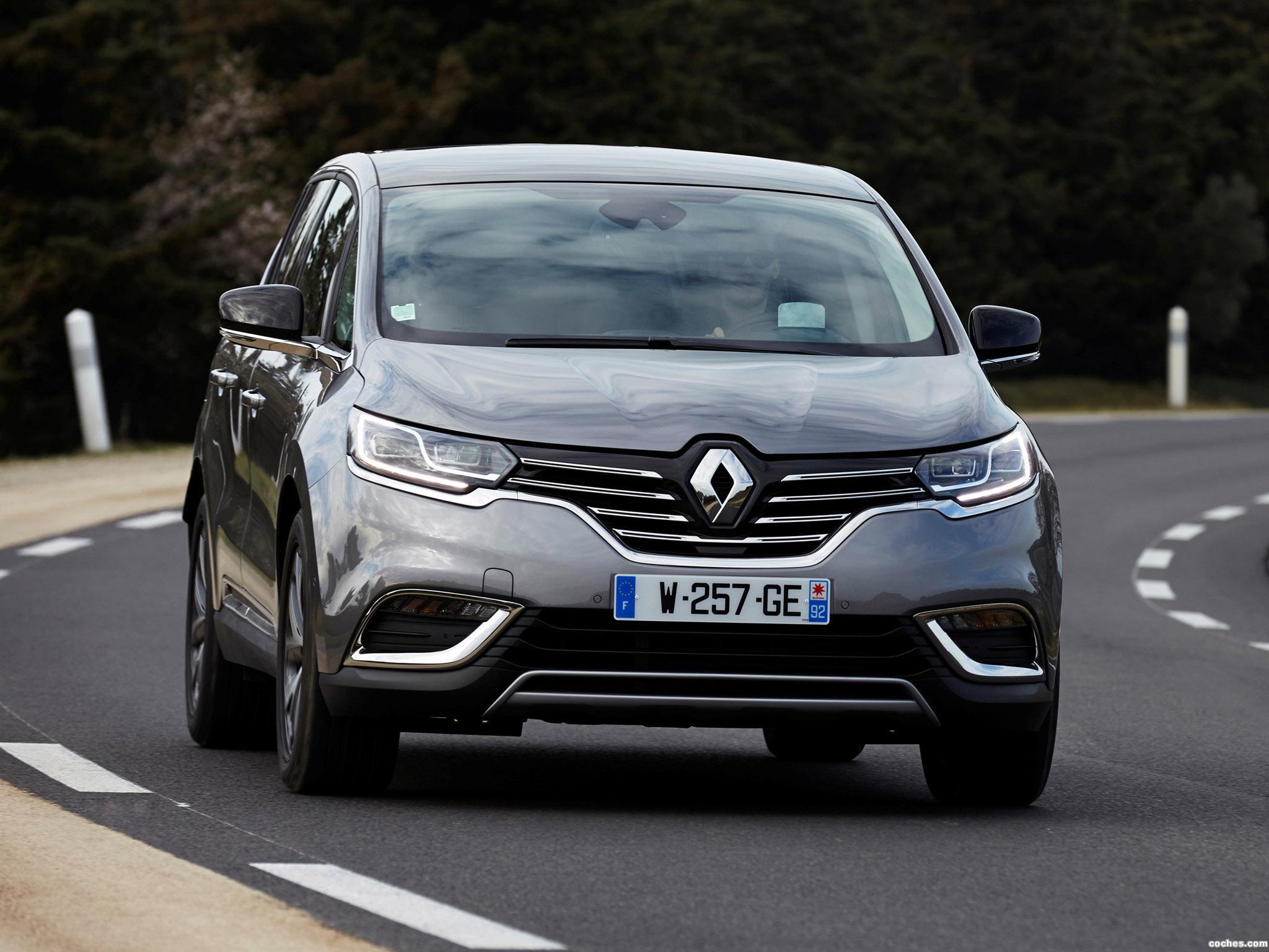 Foto 23 de Renault Espace 2015