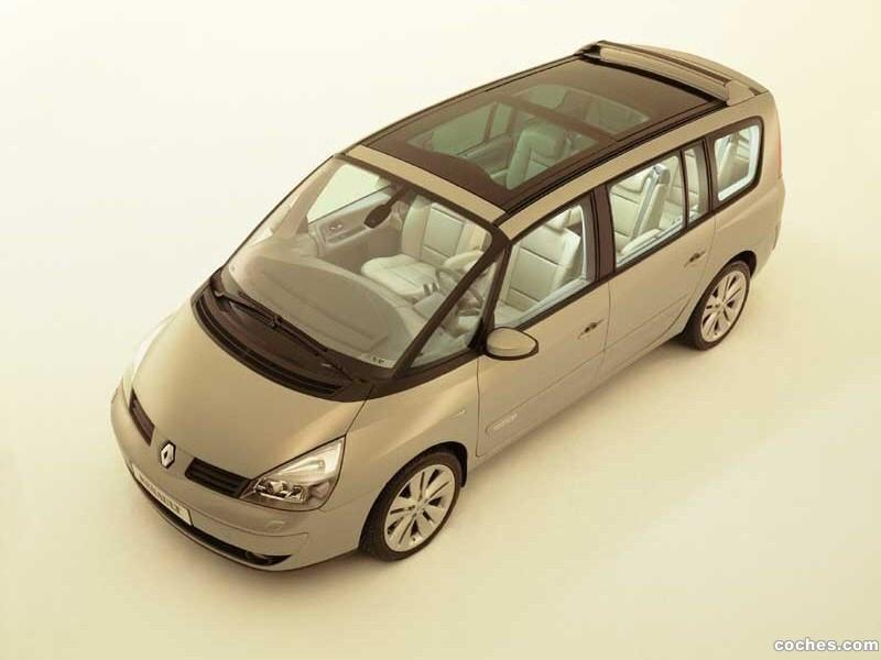 Foto 0 de Renault Espace Concept 2001