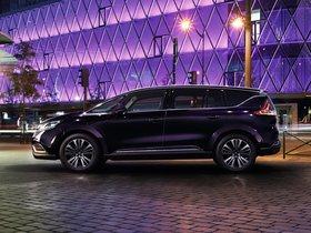 Ver foto 3 de Renault Espace Initiale 2015