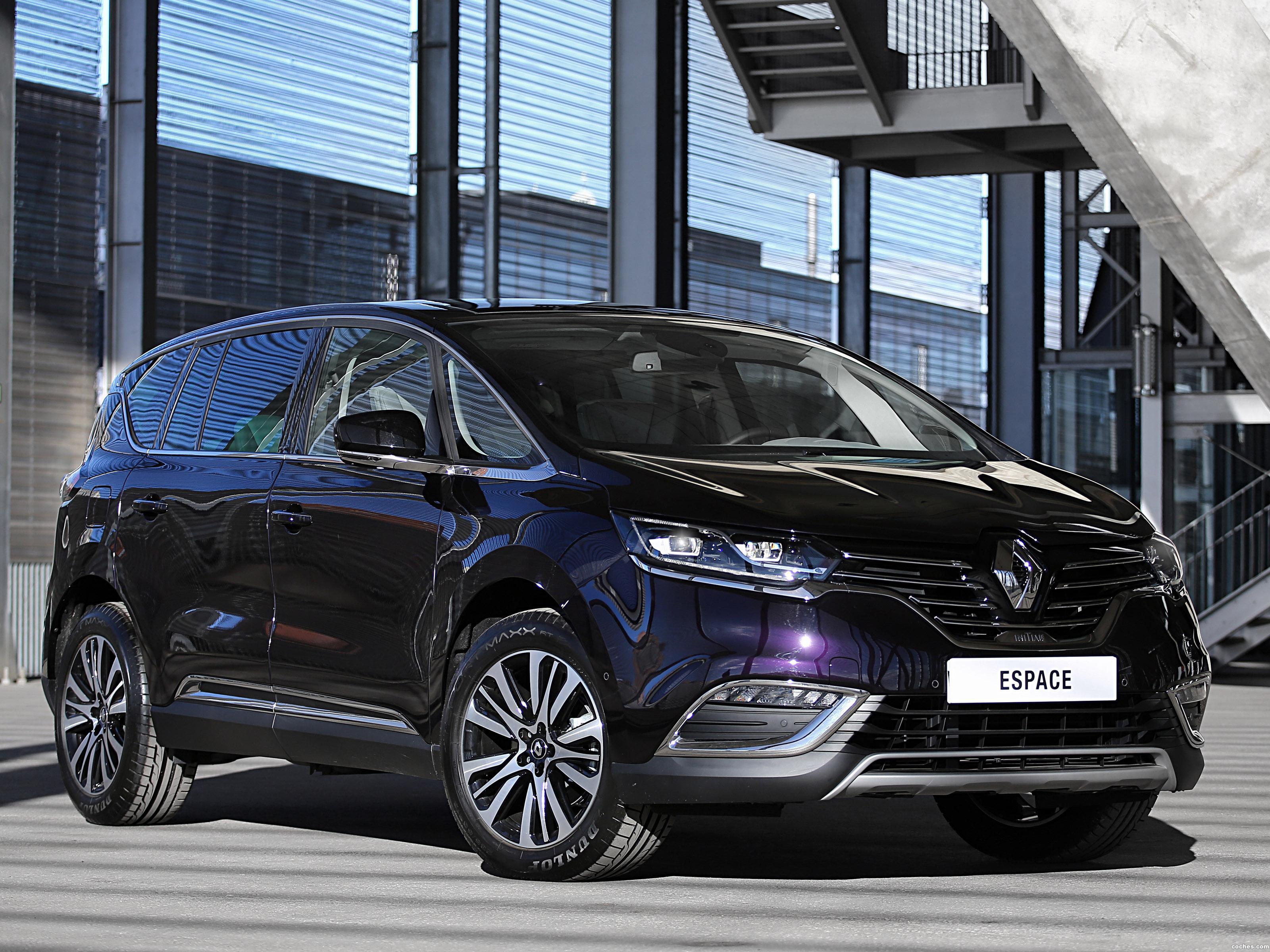 Foto 13 de Renault Espace Initiale 2015