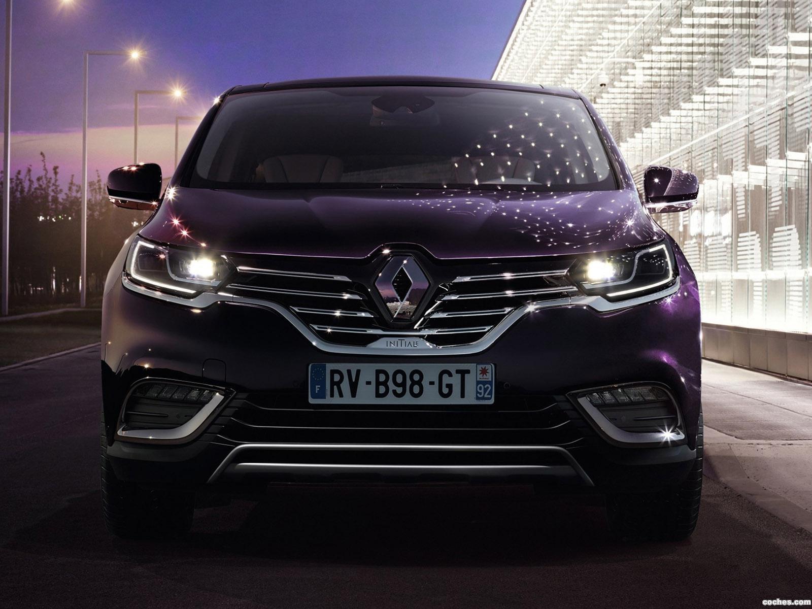 Foto 3 de Renault Espace Initiale 2015