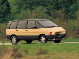 Ver foto 6 de Renault Espace J11 1984
