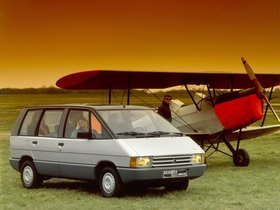 Ver foto 4 de Renault Espace J11 1984