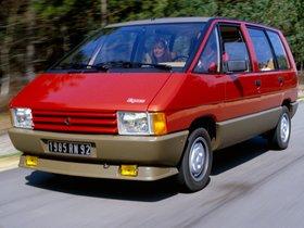 Ver foto 2 de Renault Espace J11 1984