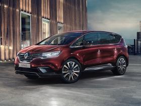 Ver foto 1 de Renault Espace Initiale Paris 2020