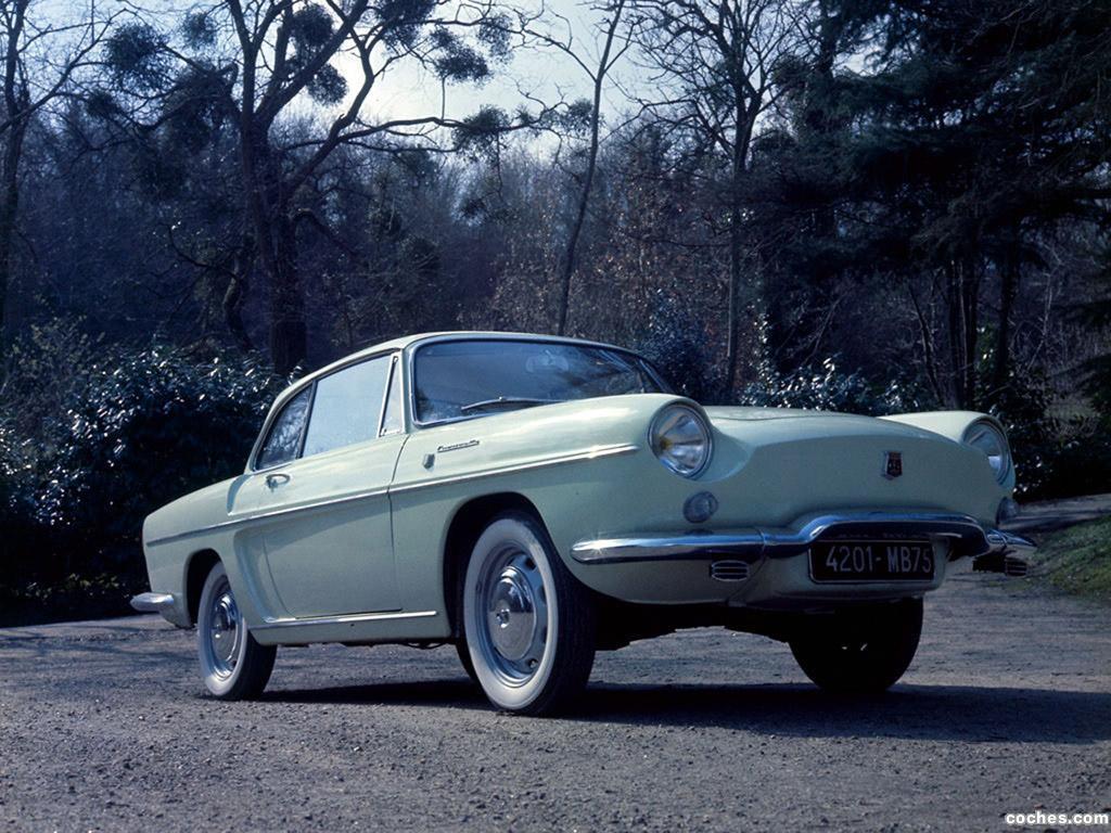 Foto 0 de Renault Floride 1958