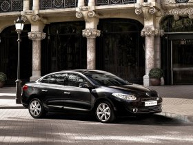 Fotos de Renault Fluence 2009