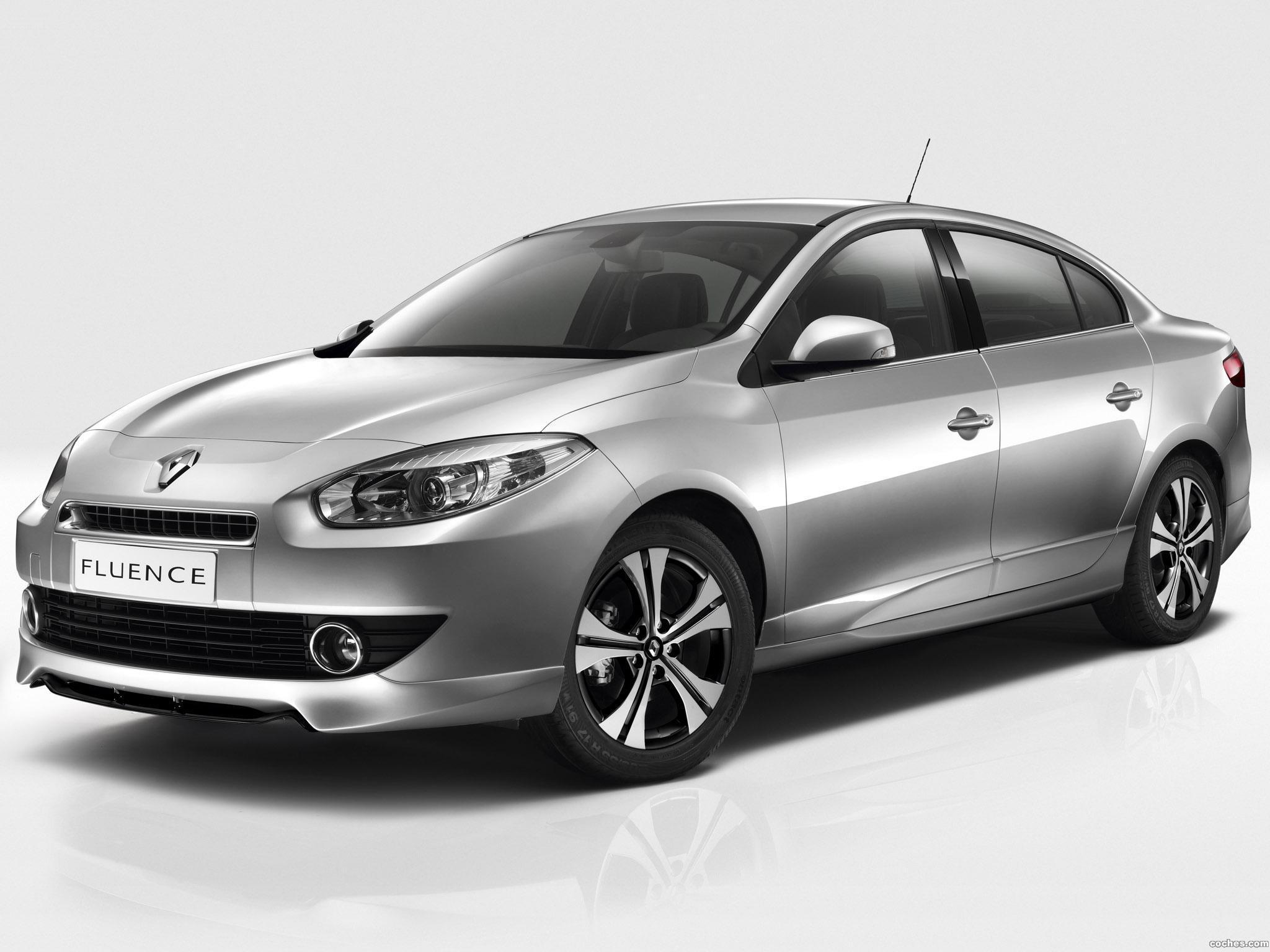 Foto 0 de Renault Fluence Black Edition 2012