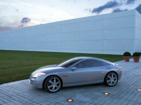 Ver foto 3 de Renault Fluence Concept 2004