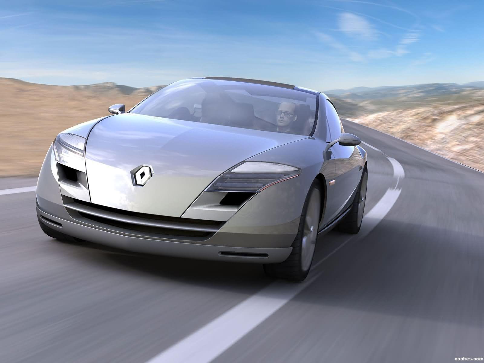 Foto 27 de Renault Fluence Concept 2004