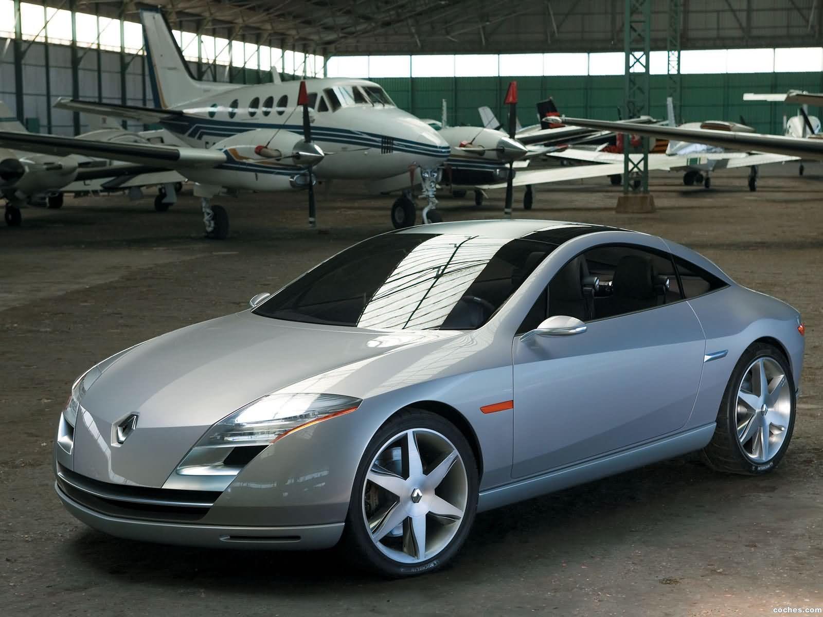 Foto 0 de Renault Fluence Concept 2004