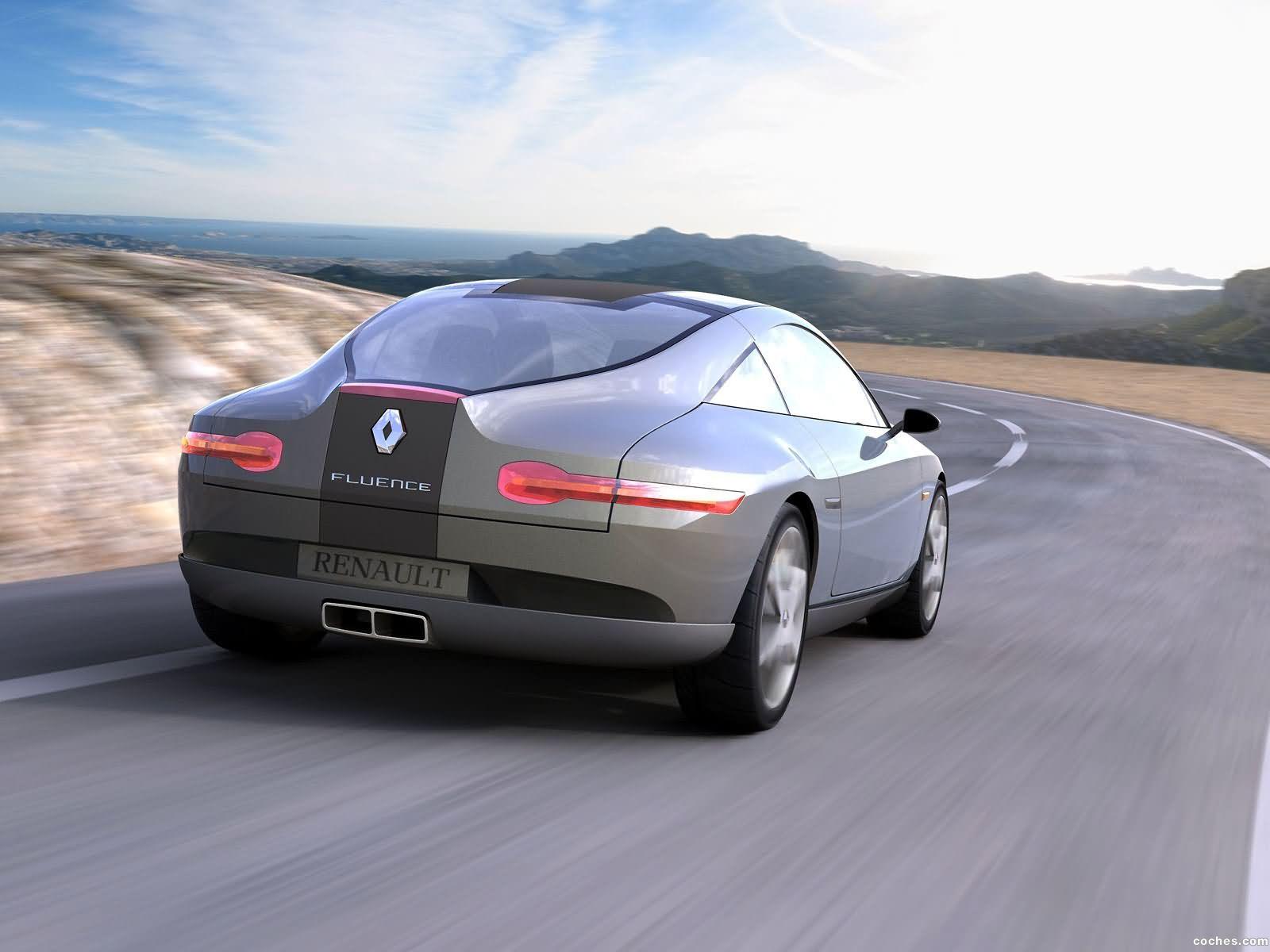 Foto 26 de Renault Fluence Concept 2004