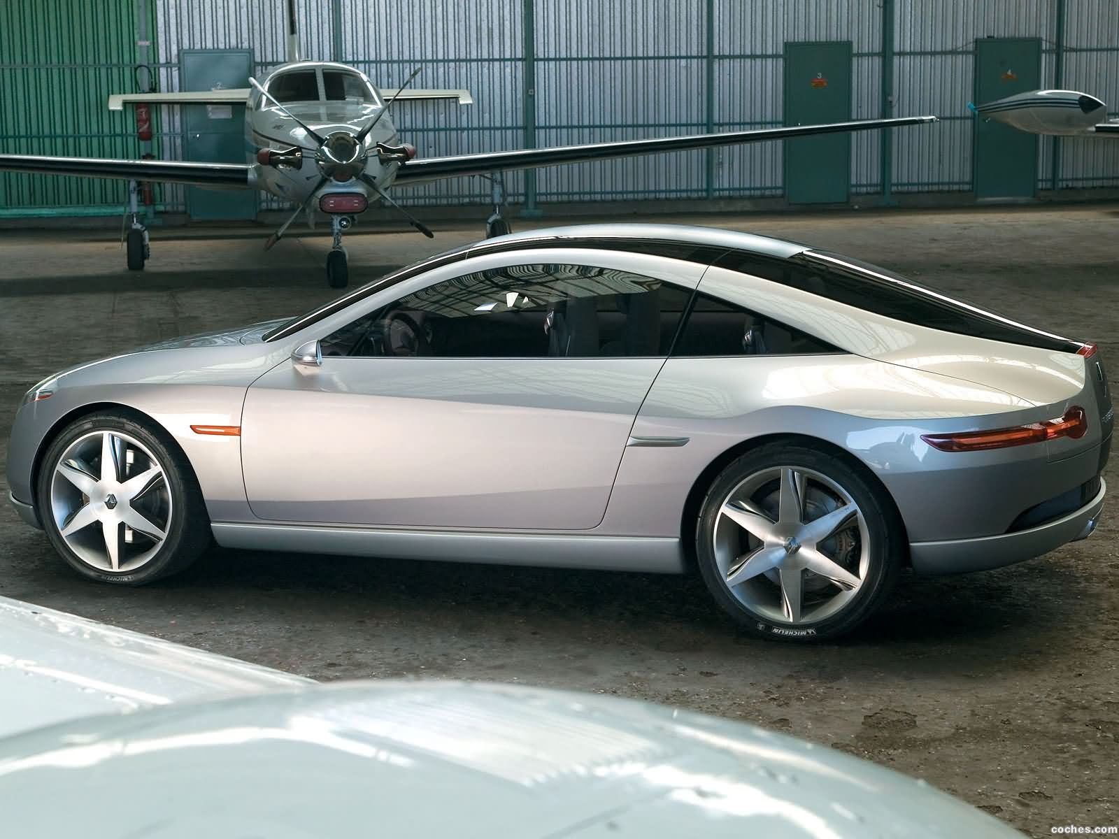 Foto 24 de Renault Fluence Concept 2004
