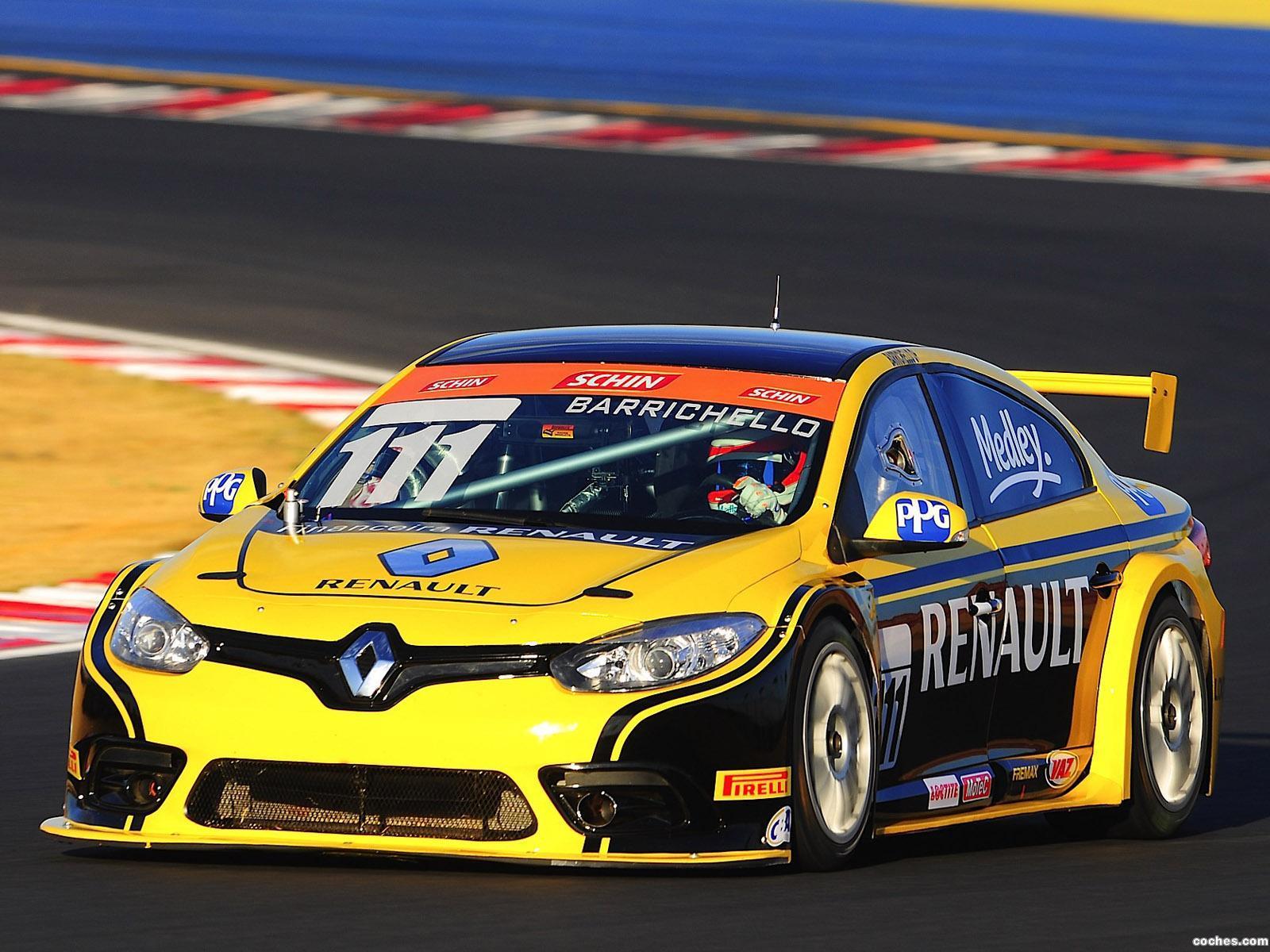 Foto 0 de Renault Fluence GT Copa Petrobras 2016