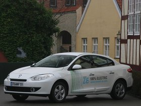 Ver foto 11 de Renault Fluence Z.E. 2010
