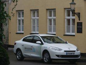 Ver foto 9 de Renault Fluence Z.E. 2010