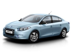Ver foto 3 de Renault Fluence Z.E. 2010