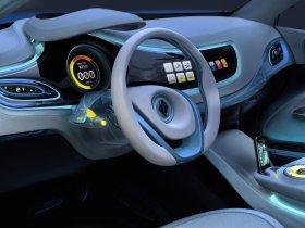 Ver foto 8 de Renault Fluence Z.E. Concept 2009