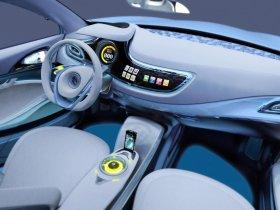 Ver foto 7 de Renault Fluence Z.E. Concept 2009