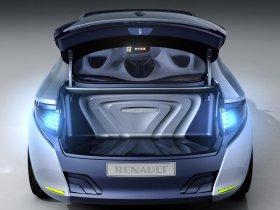 Ver foto 6 de Renault Fluence Z.E. Concept 2009