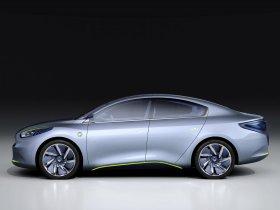 Ver foto 5 de Renault Fluence Z.E. Concept 2009